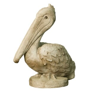 OrlandiStatuary Animals Pelican Statue