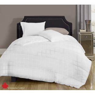 Midweight Down Alternative Comforter by Alwyn Home #1