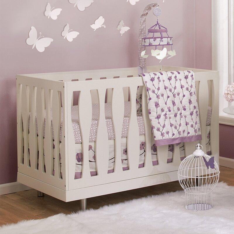 Sophie 4 Piece Crib Bedding Set