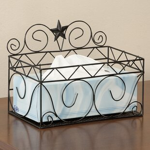 Barn Star Storage Durable Metal Basket by Miles Kimball