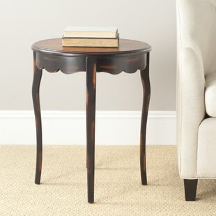 Kailey End Table by August Grove