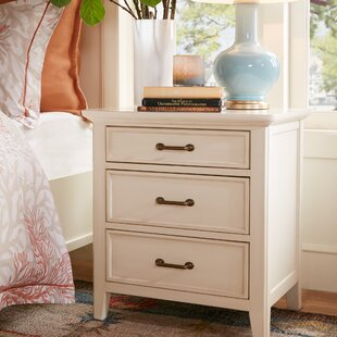 Pierson 3 Drawer Nightstand by Harbor House