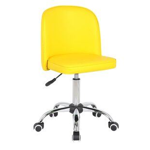 yellow office chairs wayfair co uk