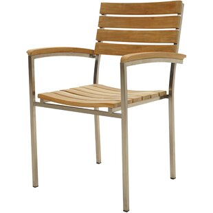 Millstone Stacking Armchair By Sol 72 Outdoor