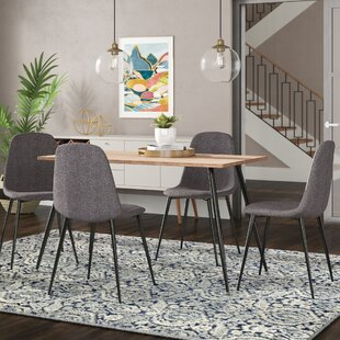 Lavenia Indoor 5 Piece Dining Set