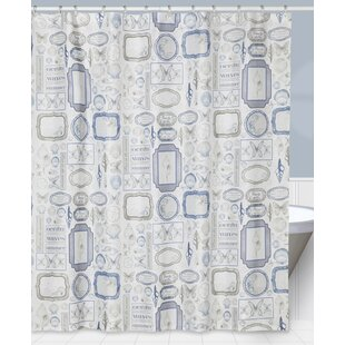 Find Chestertown Shower Curtain By Highland Dunes