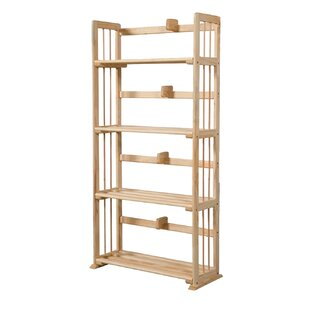 Sutton Etagere Bookcase