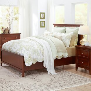 Summerville Wood Headboard by Three Posts