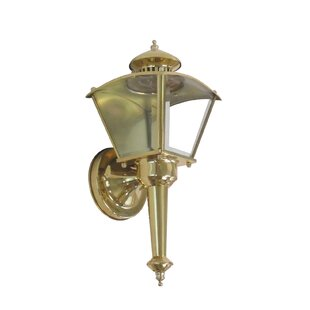 Shewmaker Outdoor Wall Lantern