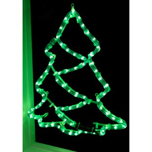 43cm Large Christmas Tree Lighted Display By The Seasonal Aisle
