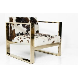 Cowhide Chair | Wayfair