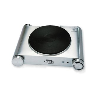 Kung Fu Master Electric Single Burner Hot Plate By Cookinex