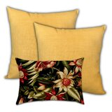 SantaFe Dark Oceans Markers Indoor / Outdoor Pillow Cover