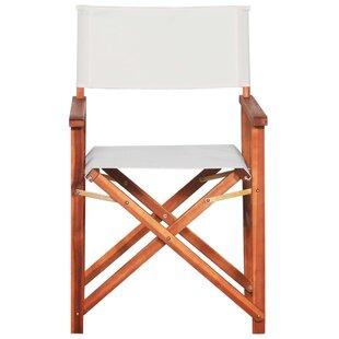 Fella Folding Director Chair By Bay Isle Home