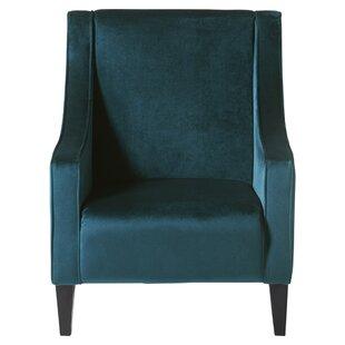 Blue Velvet Chair | Wayfair.co.uk