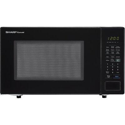 "Sharp Carousel 21"" 1.4 cu.ft. Countertop Microwave"
