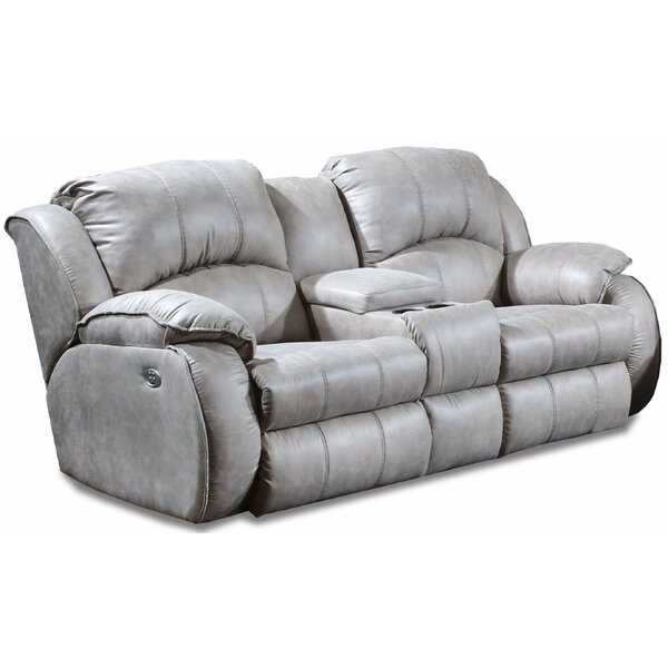 Southern Motion Cagney 78 Wide Pillow Top Arm Reclining Loveseat Wayfair