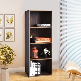 Arceo Standard Bookcase by Latitude Run SKU:AA758272 Details