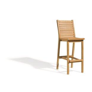 Hopson Bar Chair by Alcott Hill