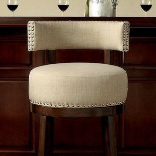 Acklin 25 Swivel Bar Stool (Set of 2) by Darby Home Co