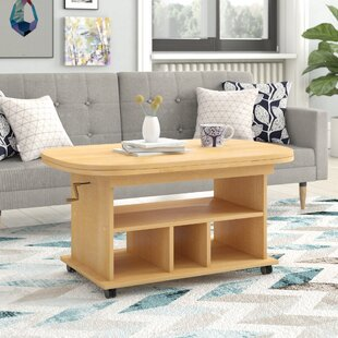 Harry Coffee Table With Storage By Zipcode Design