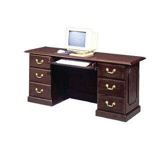 Governor's Computer Desk