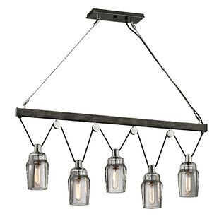 Brayden Studio Krum 5-Light Kitchen Island Pendant