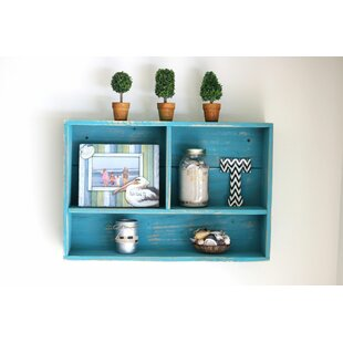 Berman Tri-Storage Wall Shelf