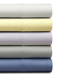 Dejuan 4 Piece 300 Thread Count 100% Cotton Sheet Set