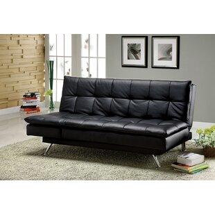 Mcnew Futon Sofa by Latitude Run