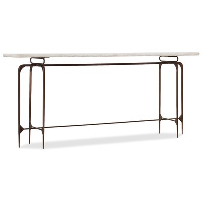Skinny Console Table Hooker Furniture