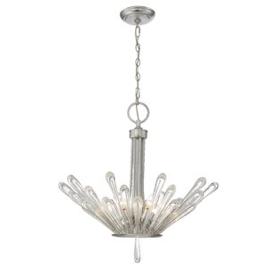 Orren Ellis Kilby 6-Light Chandelier