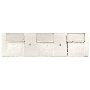 Latitude Run Lumberton 3-Light LED Bath Bar