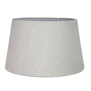 48cm linen drum lamp shade - Drum Lamp Shades