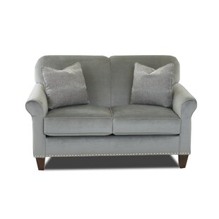 Shipley Loveseat by Alcott Hill