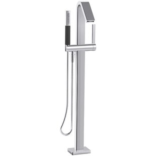 Kohler Loure Floor Mount Bath Filler with..