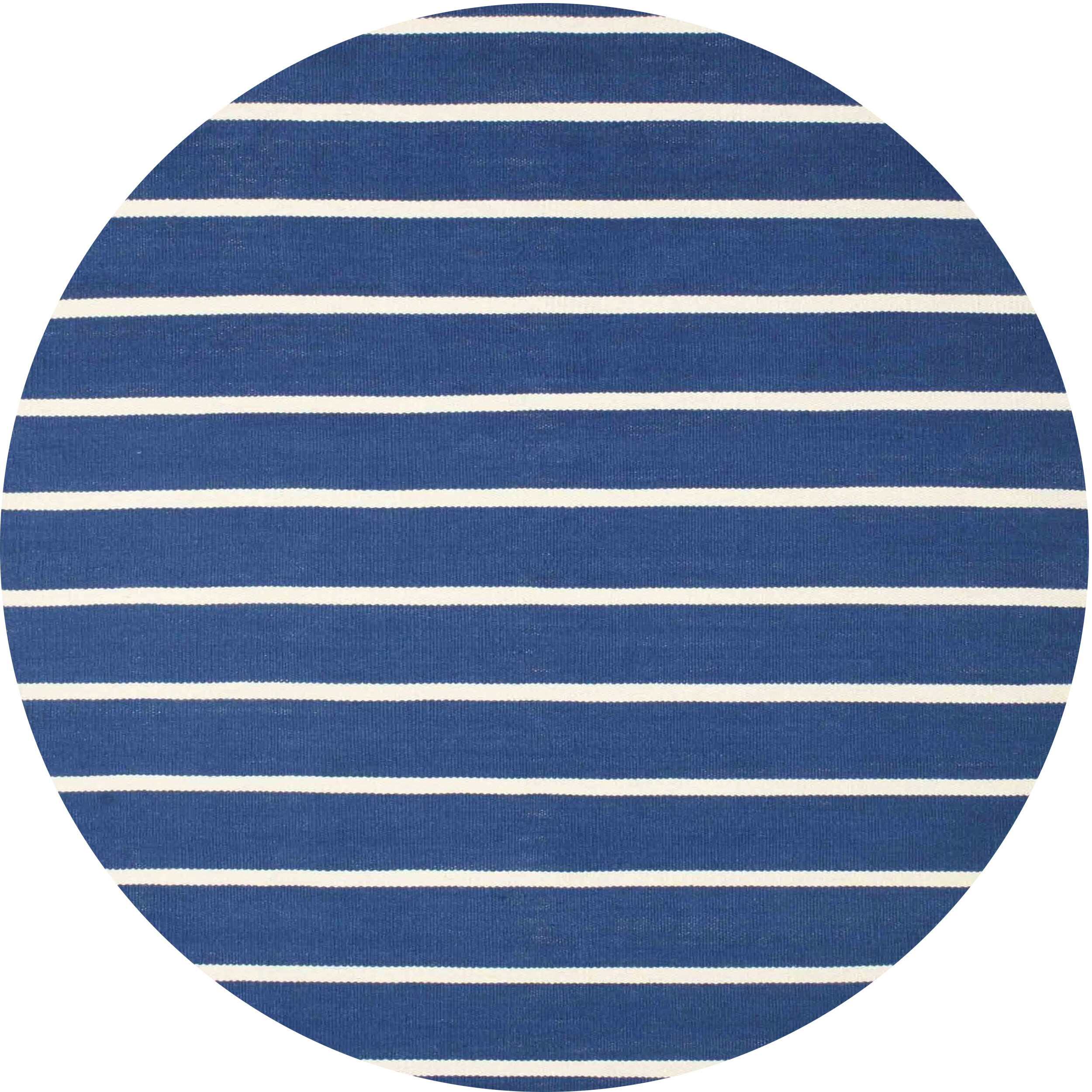 Picture of: East Urban Home Contemporary Blue White Area Rug Wayfair