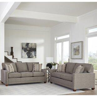 Nedra 2 Piece Sleeper Living Room Set by Brayden Studio