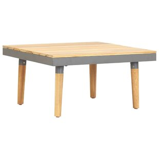 Review Adelman Wood Coffee Table