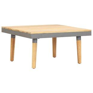 Check Price Adelman Wood Coffee Table