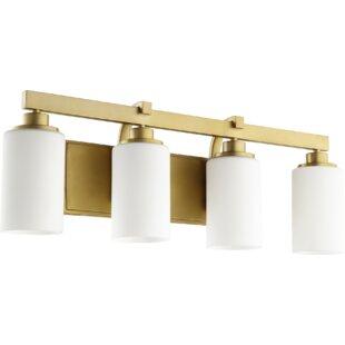 Andover Mills Lottie 4-Light Vanity Light