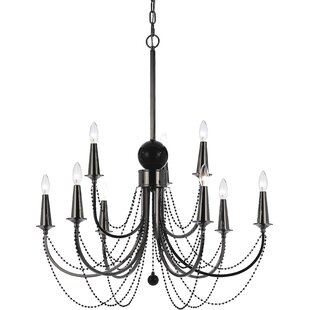 AF Lighting 9-Light Chandelier