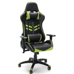 Jones Street Racing Gaming Chair By Symple Stuff