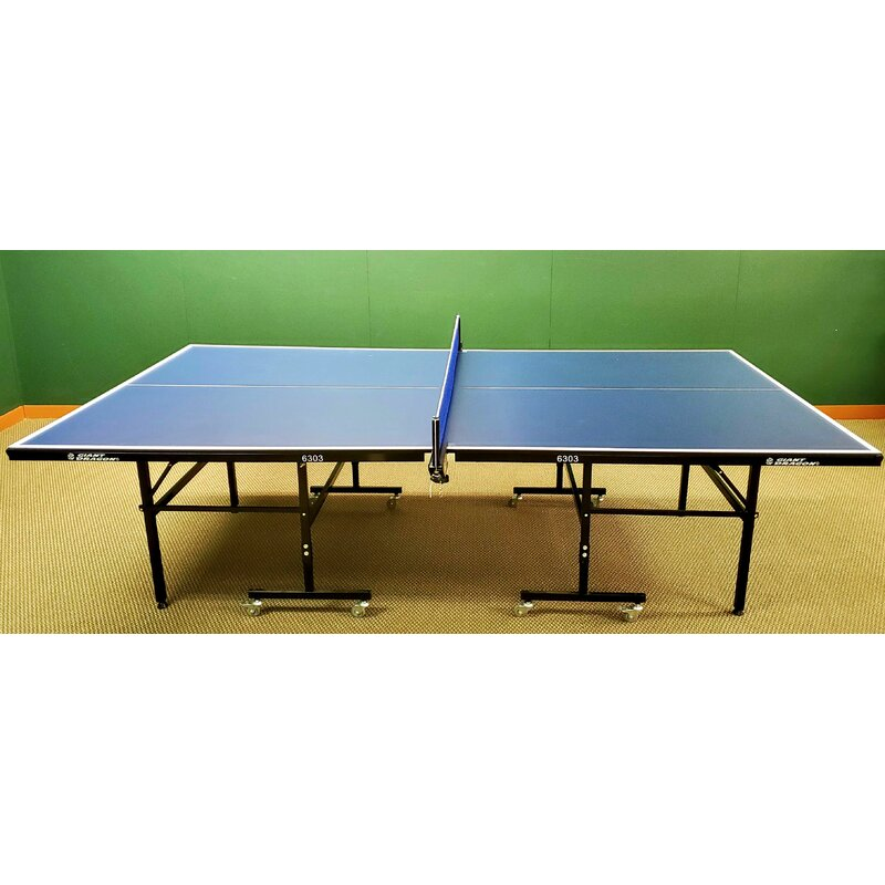 Playmore Giant Dragon Regulation Size Foldable Indoor Table Tennis Table With Paddles And Balls Wayfair Ca
