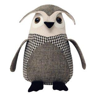 Jeffie Owl Polyester Door Stop
