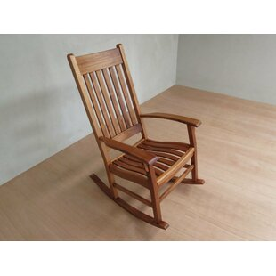 Compare Zelaya Rocking Chair by Masaya & Co Reviews (2019) & Buyer's Guide