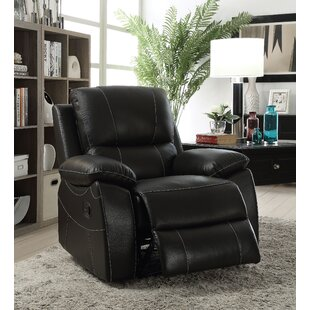 Compare prices Nihar Manual Recliner by Red Barrel Studio Reviews (2019) & Buyer's Guide