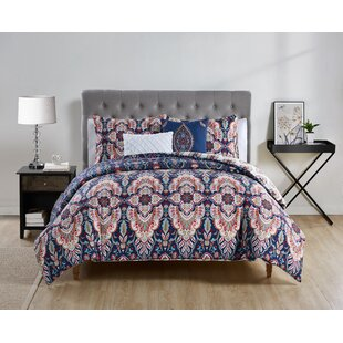 Juana Reversible Duvet Cover Set