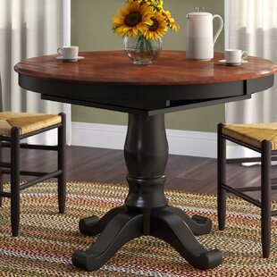 Nelle Extendable Dining Table by August Grove