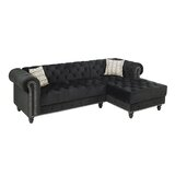 Millry 97 Right Hand Facing Sectional by House of Hampton®